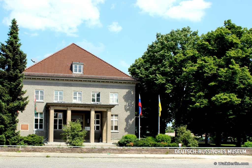 Deutsch-russisches Museum Berlin - Karlshorst