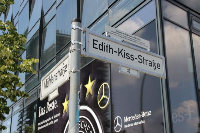 Edith Kiss Straße, Berlin
