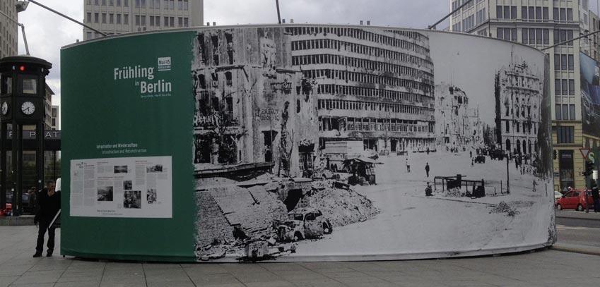 Frühling in Berlin Mai 45