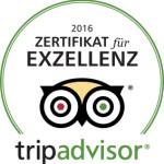 WalkBerlin Zertifikat für Exzellenz 2016
