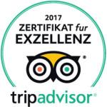 WalkBerlin Zertifikat für Exzellenz 2017
