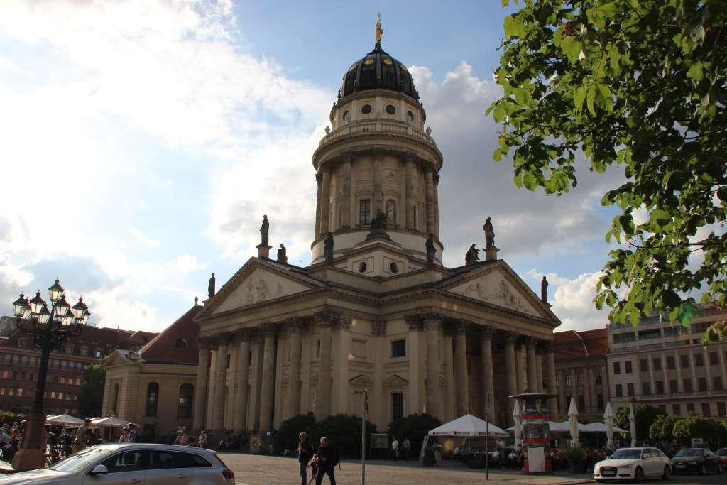 Französischer Dom, Gendarmenmarkt, Berlin