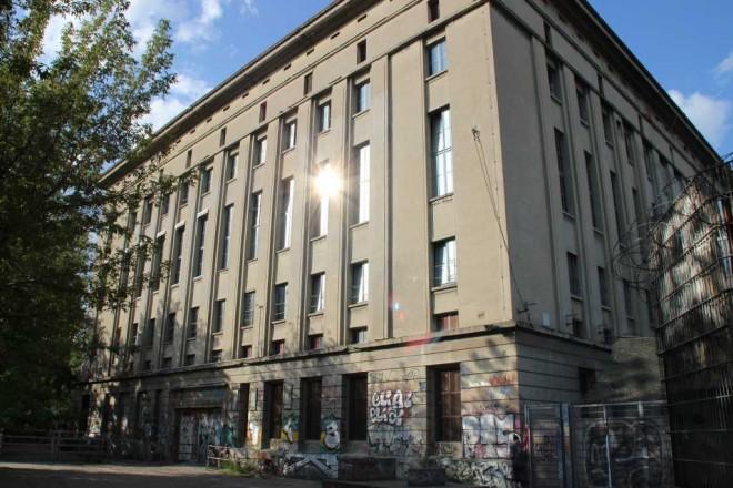 Berghain, Club Diskothek in Berlin-Friedrichshain