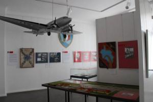 Heimatmuseum Reinickendorf, avion, Berlin