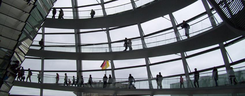 Coupole du Bundestag