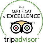WalkBerlin Certificat d'Excellence 2016