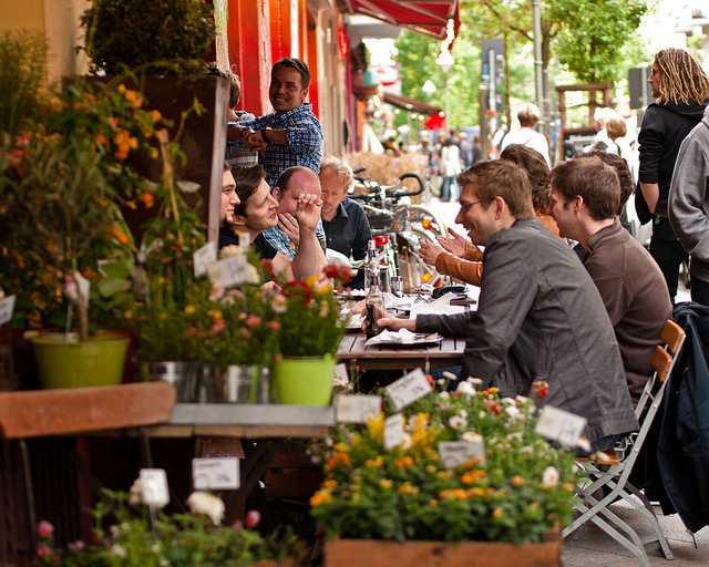 Restaurant à Berlin