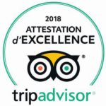 WalkBerlin Certificat d'Excellence 2018
